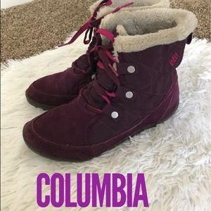Columbia Boots 200 grs ladies